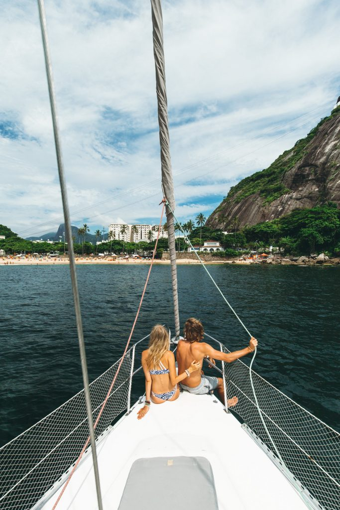 Rio Sailing - Sugar Loaf Mountain