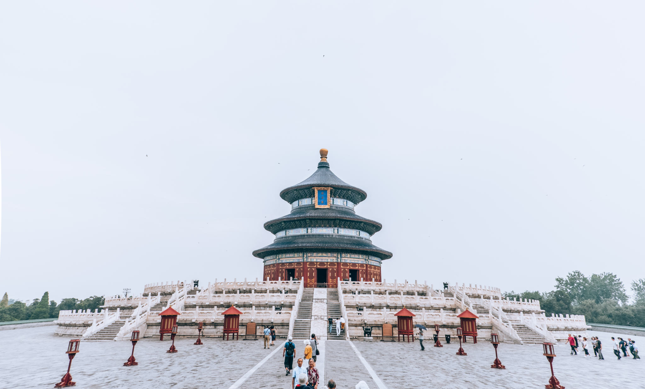 China Itinerary – Beijing, Shanghai and Zhangjiajie